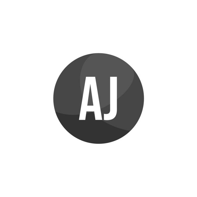 Letter AJ Logo Design Template for Free Download on Pngtree.