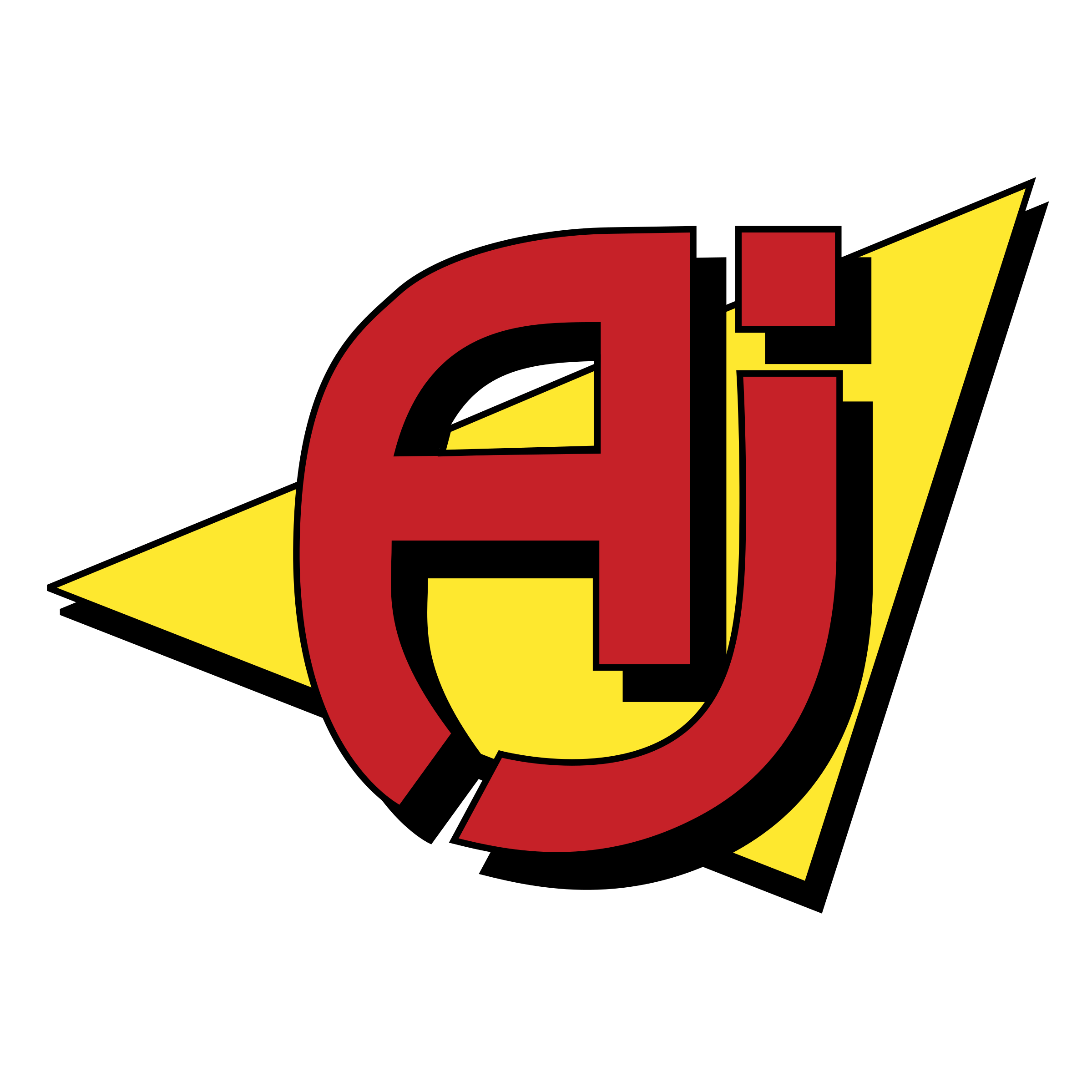 AJ Logo PNG Transparent & SVG Vector.