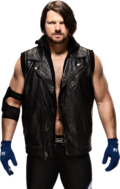 AJ Styles PNG Images Transparent Free Download.