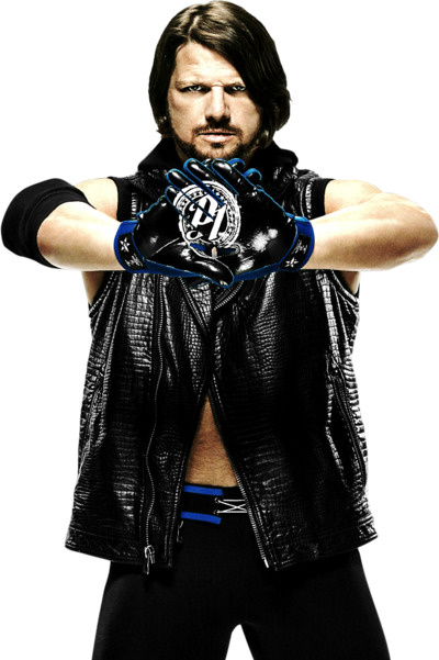 Download AJ Styles PNG Image For Designing Projects.