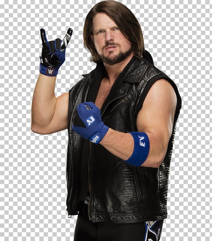 A.J. Styles WWE Championship WWE Raw WWE United States.