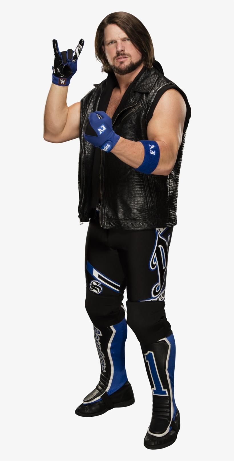Download Free png Allen Jones, Aj Styles, Wwe Superstars, Wrestling.
