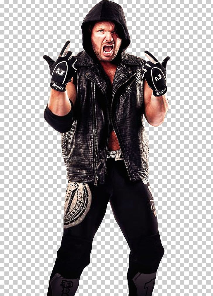 A.J. Styles WWE Championship The Young Bucks Professional Wrestler.