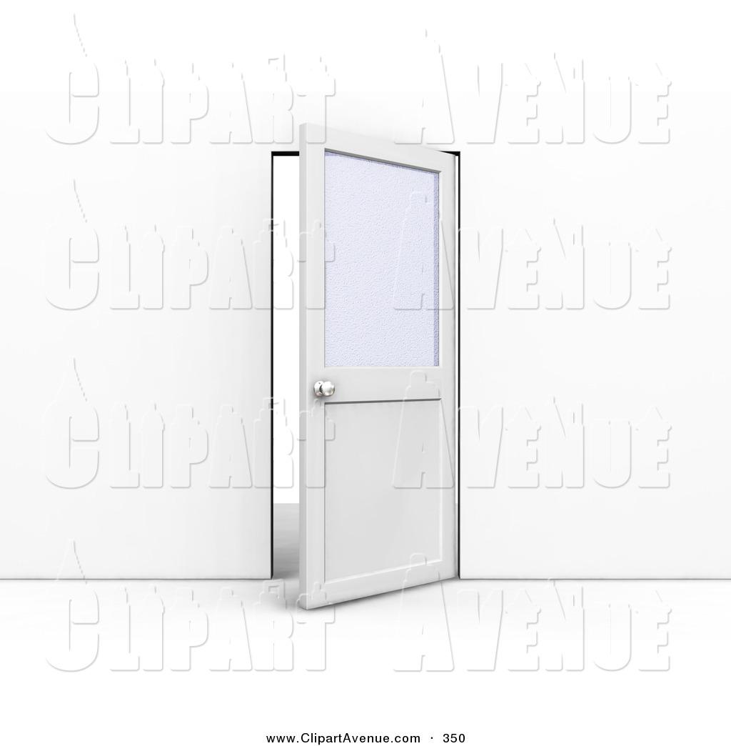 Office Door Clipart.