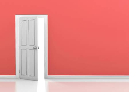 596 Door Ajar Stock Illustrations, Cliparts And Royalty Free.