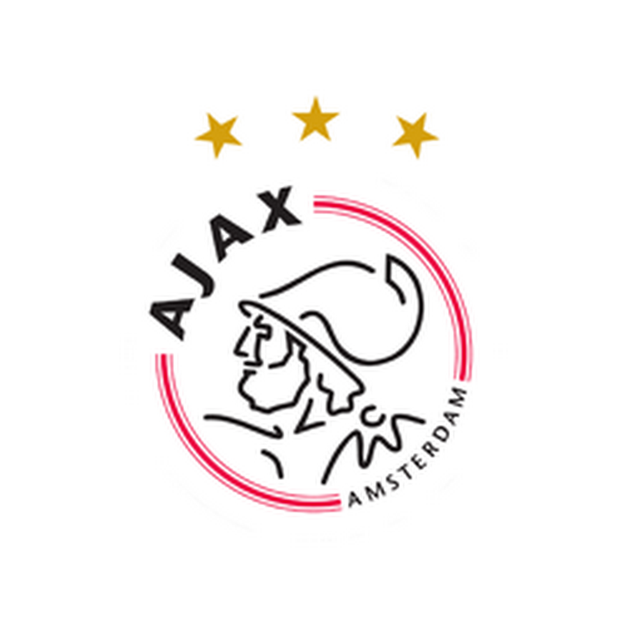 This is the logo of Ajax Amsterdam, From since i was a little boy i.