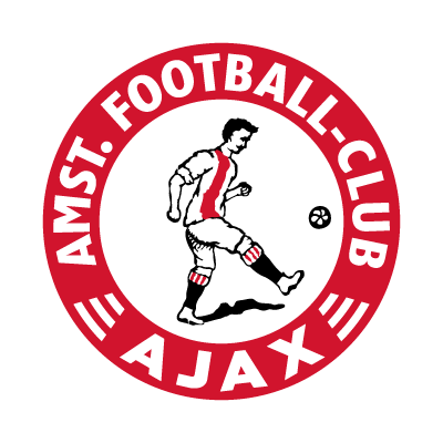 Amsterdamsche FC Ajax (1900) logo vector in .ai and .png format.