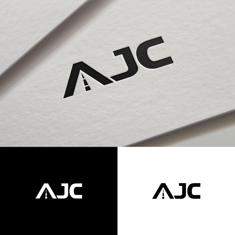Bold, Serious Logo Design for AJC or AJ Construction Inc, or.