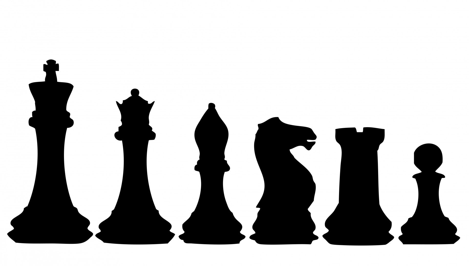 Chess Pieces Clipart.
