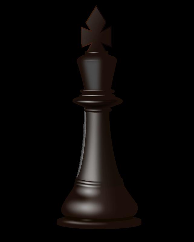Free Clipart: Rey de ajedrez.