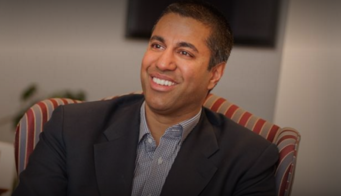 FCC Chair Ajit Pai Has No Plans To Review AT&T/Time Warner Merger.