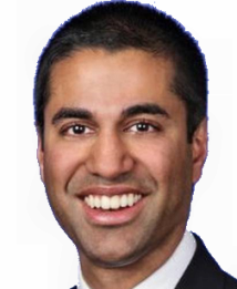 Man Charged With Threatening FCC Chairman Ajit Pai.