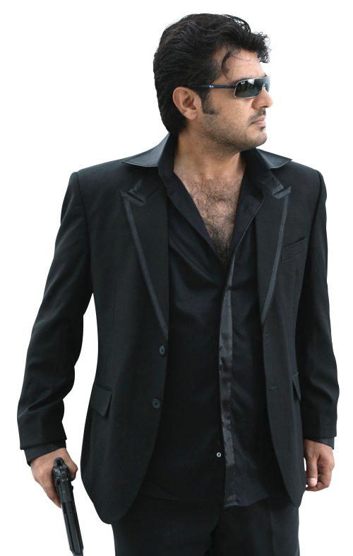 Ajith PNG Transparent Image.