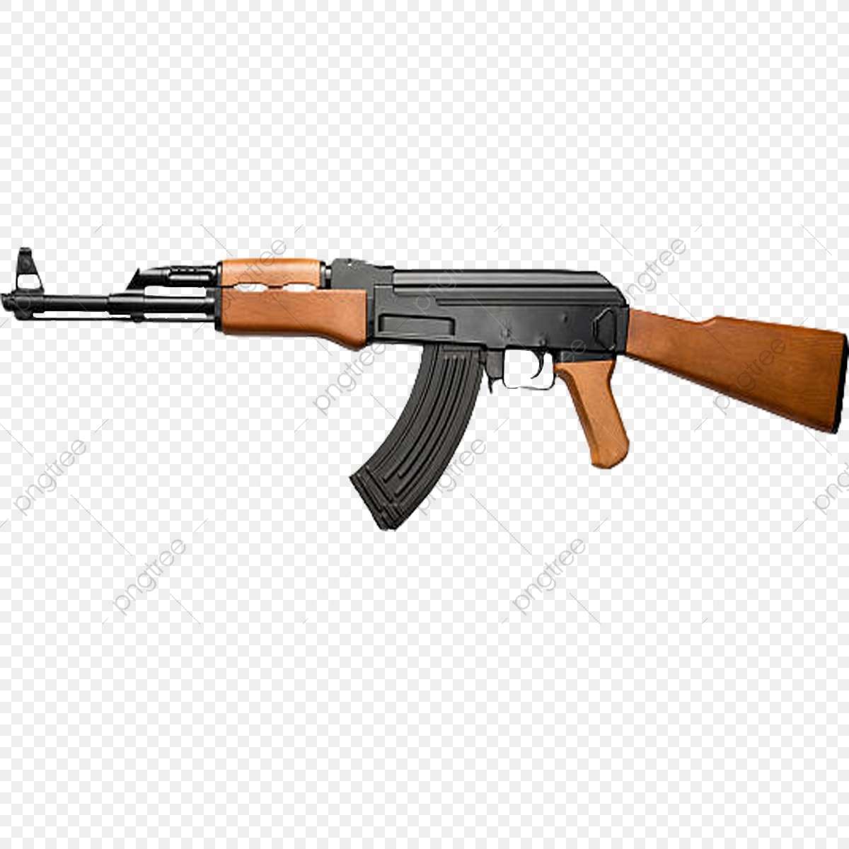 Ak 47, Ak47, Weapon, Russian PNG Transparent Clipart Image and PSD.
