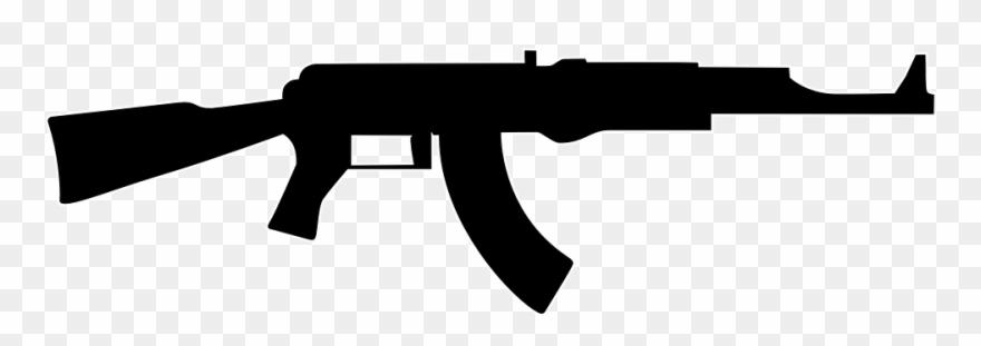 Machine Gun Clipart Shotgun.
