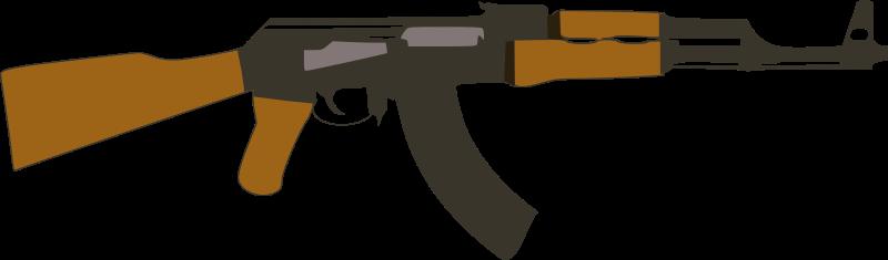 Free Clipart: AK.