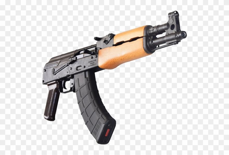 Clipart Gun Ak47.
