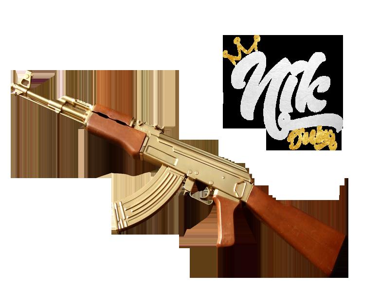 Golden Ak 47 (PNG).