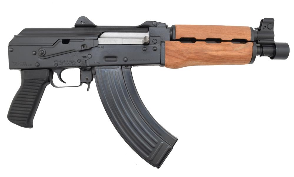AK 47 Background PNG.