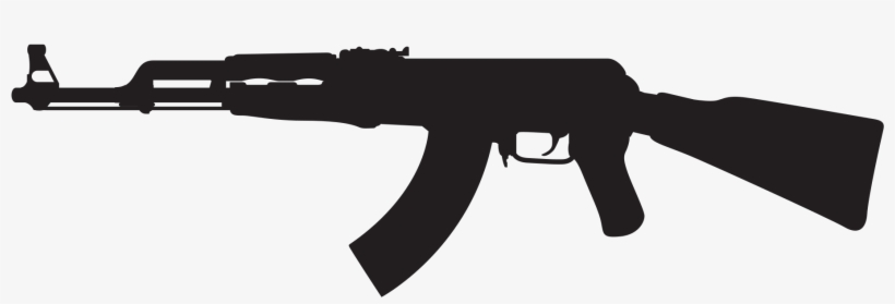 Ak47 Vector Transparent.