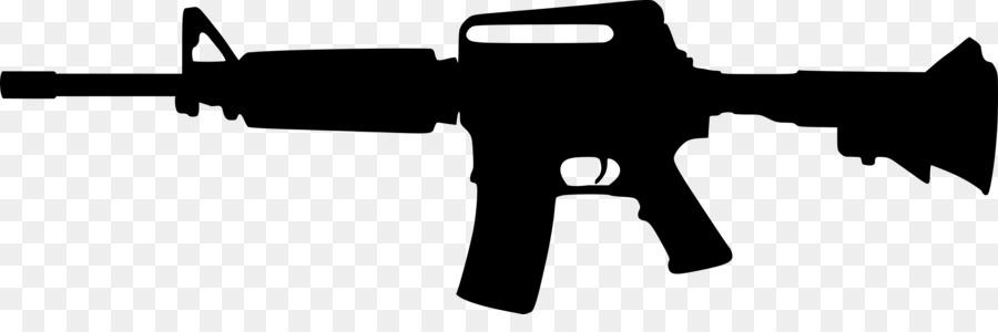 Handgun Clip Art.