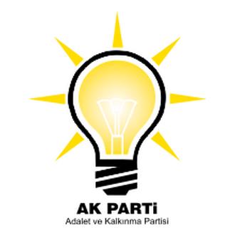 Ak Parti Vektörel Logo.