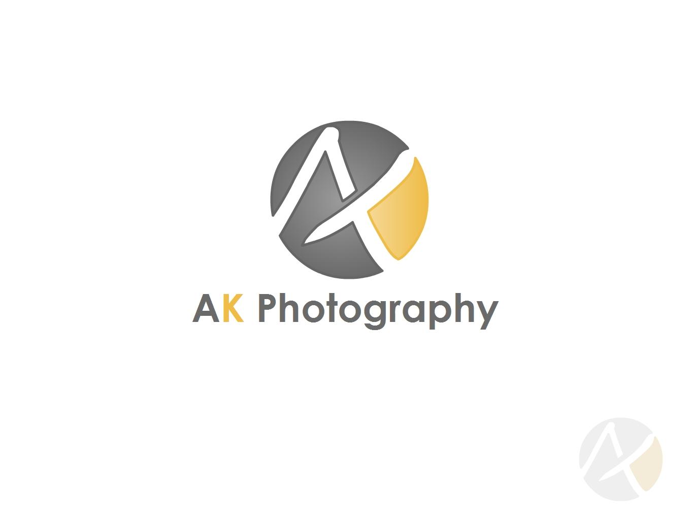 AK Photography » Logo design » designonclick.com.