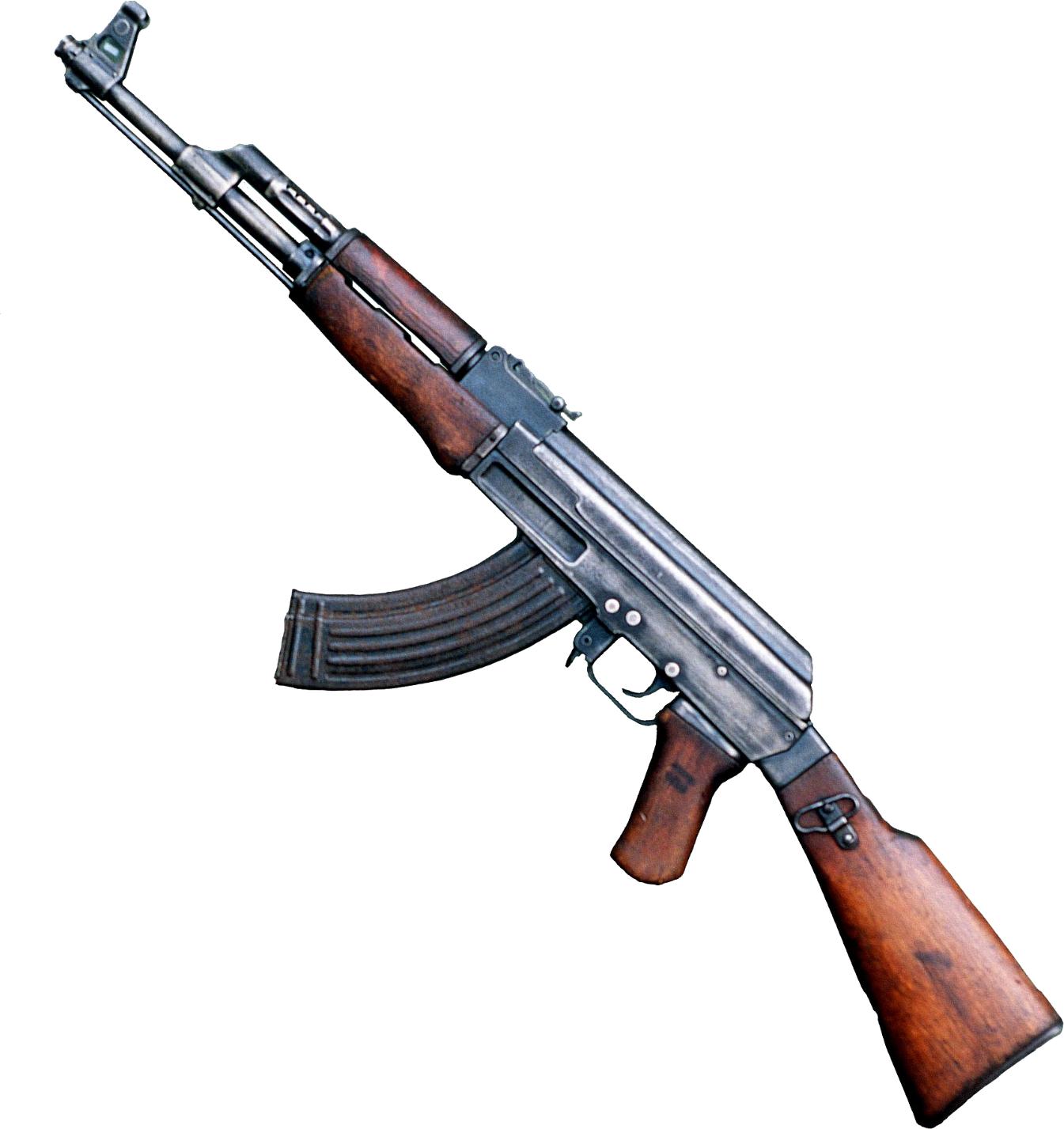 Pattern AK 47 PNG.