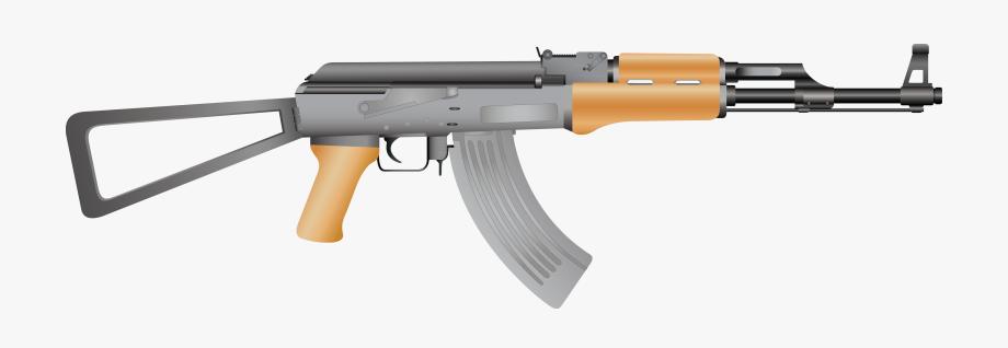 Ak Cartridge Firearm.
