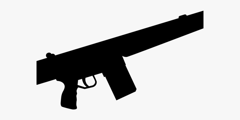 Gun Clipart Ak47.