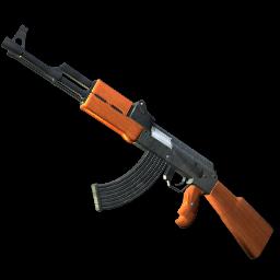 Icon AK 47 PNG.