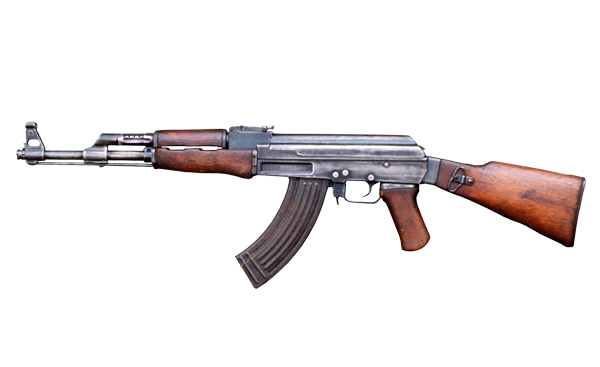 AK47.