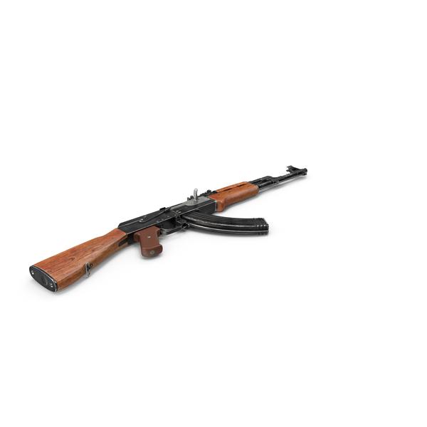Assault Rifle AK.