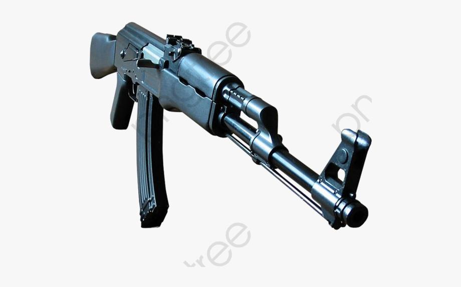Black Machine Gun.