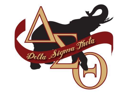 Delta Sigma Theta Clipart.