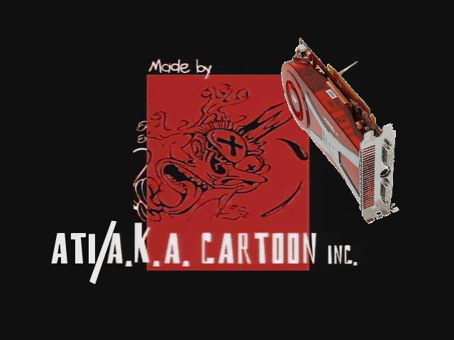 ATI/A.K.A Cartoon Inc.