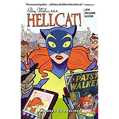 Patsy Walker, A.K.A. Hellcat!, Volume 1: Hooked on a Feline.