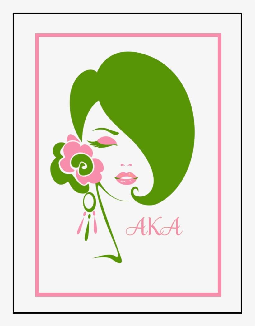 Ivy Clipart Alpha Kappa Alpha.