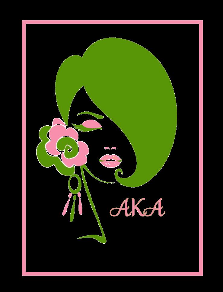 Aka Sorority Clipart Collection Cricut Explore Clip.