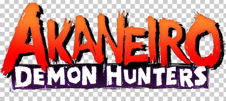 Akaneiro: Demon Hunters Logo Banner Brand PNG, Clipart.