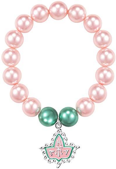AKA Sorority Alpha Kappa Alpha Graduation Gift Paraphernalia Simple  Bracelet Graduation Gifts Women.