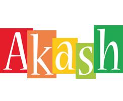 Akash Logo.