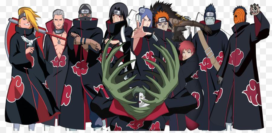 Akatsuki Naruto PNG Nagato Itachi Uchiha Clipart download.
