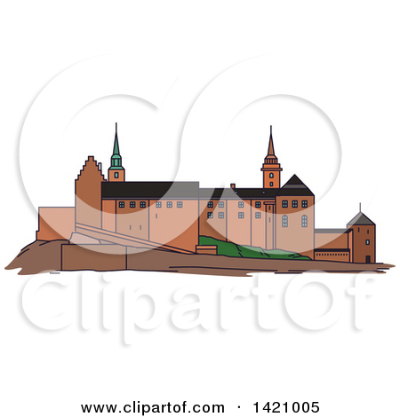 Royalty Free Fortress Illustrations by Vector Tradition SM Page 1.