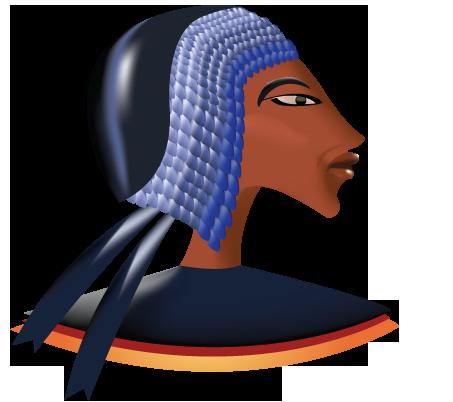 Ancient Egyptian Clip Art.