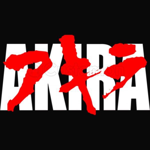 Akira Kaneda Logo Baby Bib.