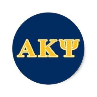 AKPsi Logo.