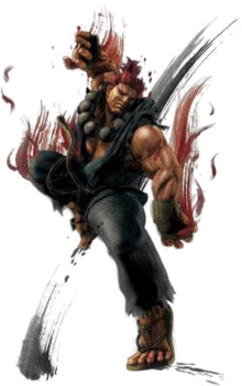 Akuma (Street Fighter).