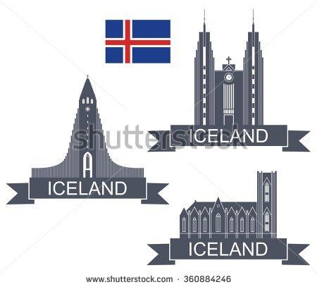 Akureyri Stock Vectors & Vector Clip Art.