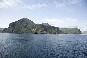 Akutan Island.